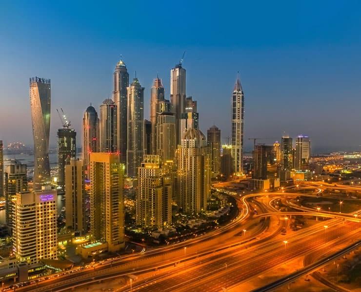 دبي بالس: منصة المدينة الأذكى عالمياً