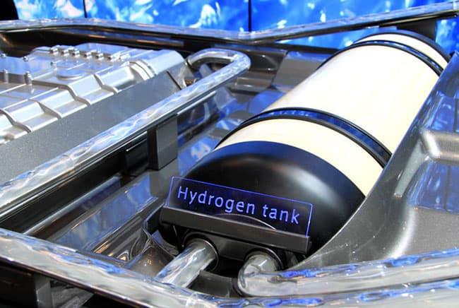 وسائل النقل, سيارات, تقنية, الهيدروجين