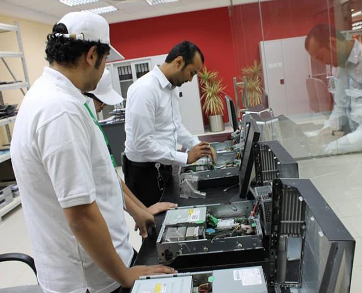 ارتقاء: جمعية خيرية تعيد تأهيل الحواسيب للاستخدام مرة أخرى