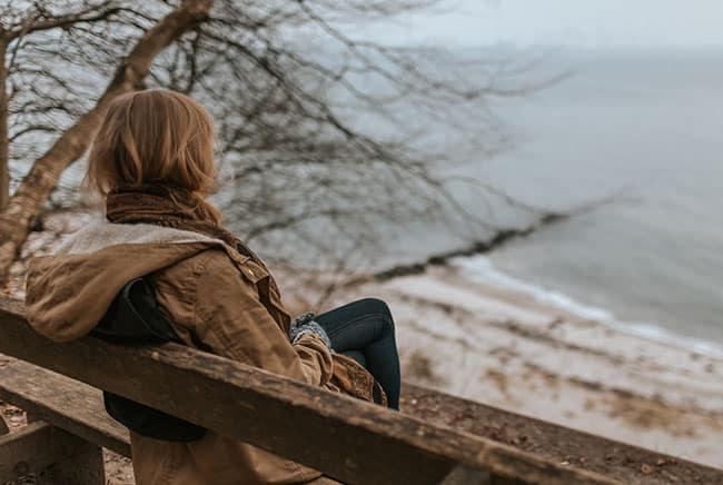تلوث الهواء, الاكتئاب, طب نفسي