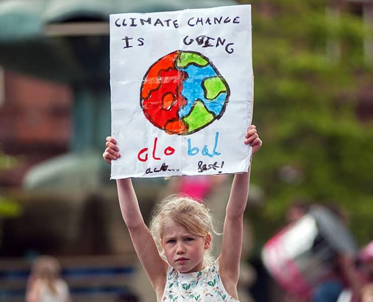 مظاهرات التغير المناخي تجتاح العديد من دول العالم