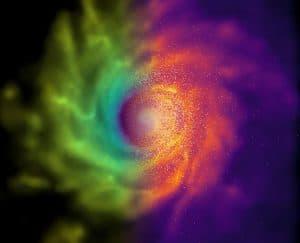 «نظرية الحرباء» تقدم تفسيراً جديداً ومختلفاً للجاذبية