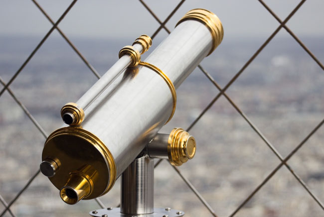 تلسكوب عاكس, تلسكوب كاسر, تلسكوبات, فلك