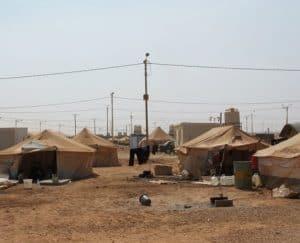 كيف يمكن لتقنية «البلوك تشين» المساعدة في مخيمات اللاجئين؟