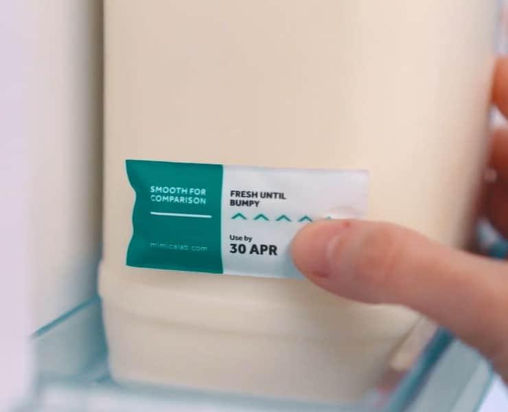 مستقبل الغذاء: ملصقات ذكية تخبرك موعد انتهاء صلاحية الطعام
