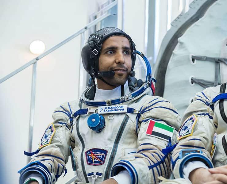 بث مباشر| انطلاق «هزاع المنصوري» إلى محطة الفضاء الدولية