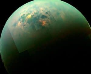 أول خريطة جيولوجية شاملة تظهر تضاريس القمر «تيتان»