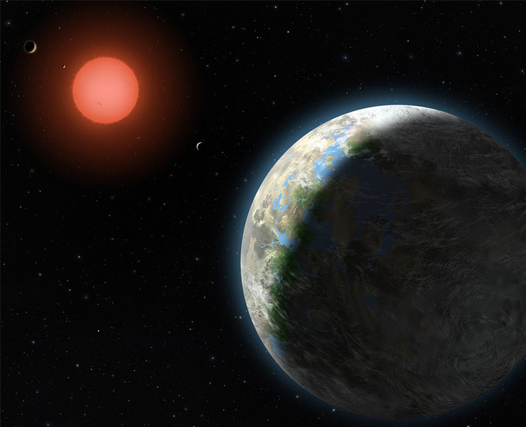 الكشف عن شروط جديدة لتصبح الكواكب الخارجية صالحة للحياة