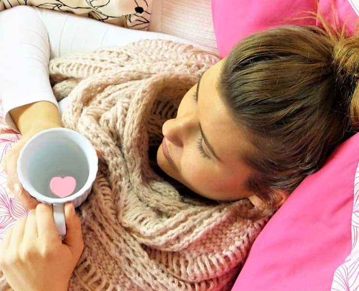 علاج نزلات البرد قد يكون داخل خلايانا