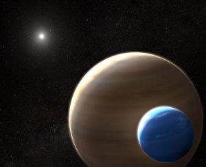 ما الذي تكشفه أقمار النظم الشمسية الأخرى عن الكواكب الغازية؟