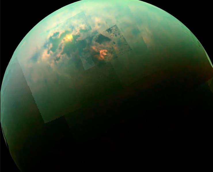 أغرب مما نتخيل: هكذا سيكون شكل الحياة على القمر تيتان