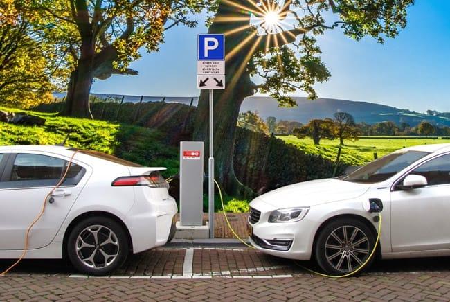 سيارات كهربائية, السيارات, تقنية, التغير المناخي, المناخ