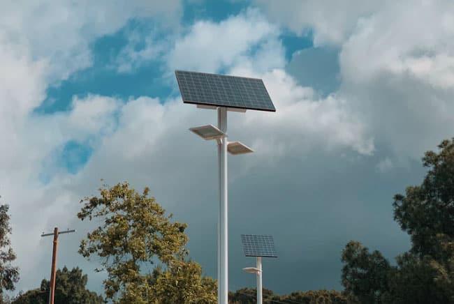 طاقة شمسية, الاستدامة, شركات, مجتمع, أخضر, مبنى