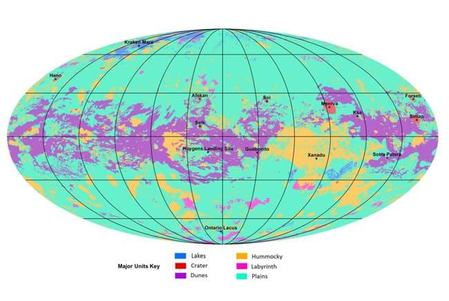 تيتان, قمر زحل, كواكب, أقمار, ناسا, فضاء, صور فضائية
