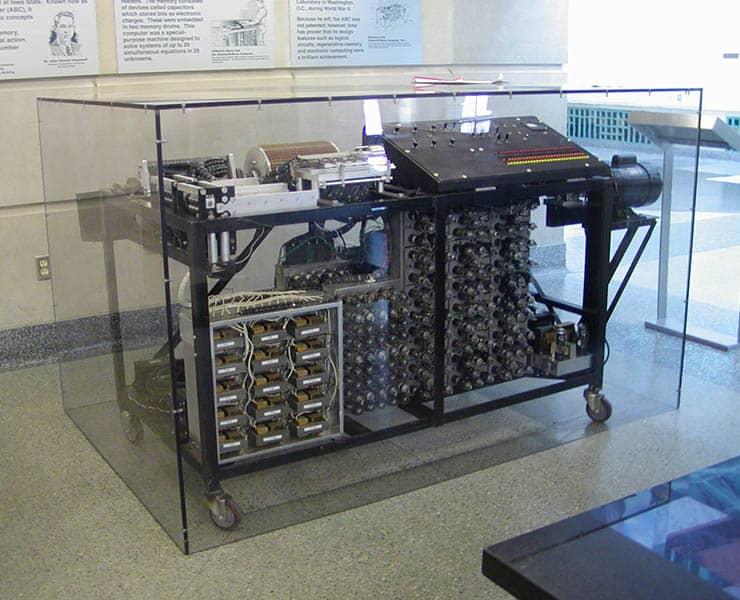 تعرف على السلف الأول لأجهزة الكمبيوتر الحديثة