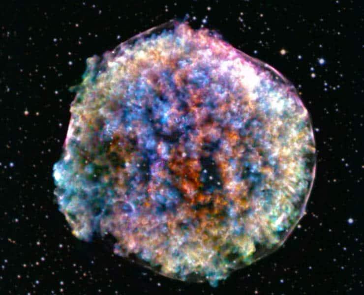 قد تحمل صورة المستعر الأعظم هذه سرّ نشوء الكون