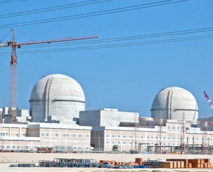 بداية التشغيل الآمن لأولى محطات براكة للطاقة النووية السلمية