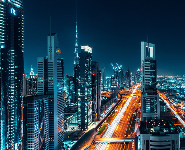 في دبي: مركز الابتكار الأول عالمياً يبدأ العمل بكامل طاقته