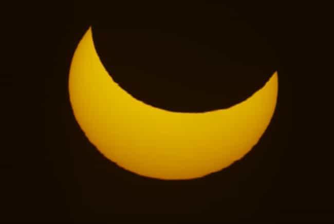 الكسوف الحلقي للشمس, الإمارات, الظفرة, فلك, رصد فلكي