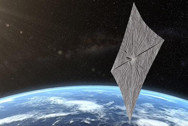 لايت سيل 2, فضاء, مركبات فضائية, ناسا, حصاد 2019