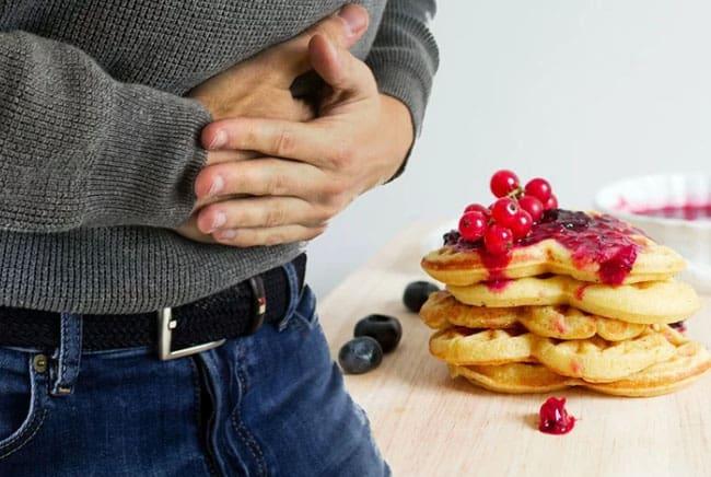 أكل, كنتاكي, صحة, الإفراط في الأكل