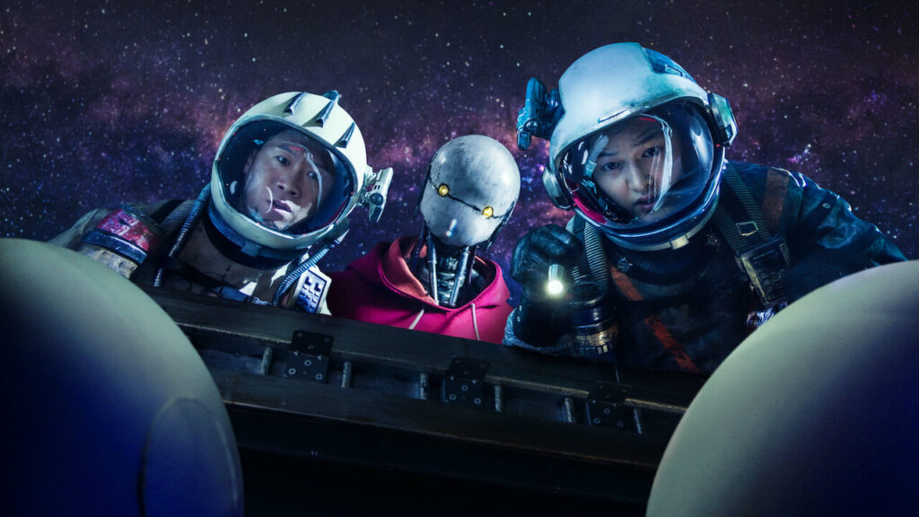 أفضل أفلام الخيال العلمي