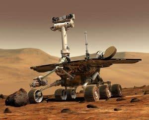 هل عثرت إحدى بعثات ناسا على أدلة لوجود الحياة على المريخ؟