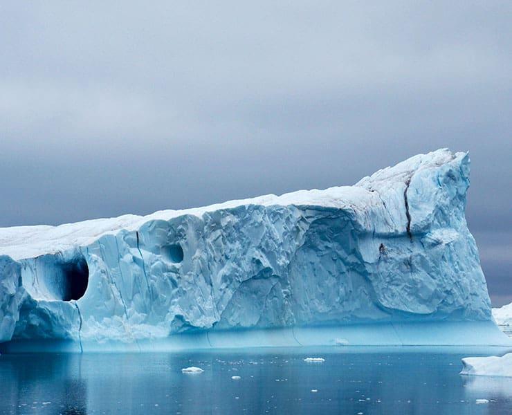 الغلاف الجليدي ضروري للزراعة وصيد الأسماك والتزلج