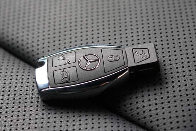 تقنية, سيارات, مفتاح