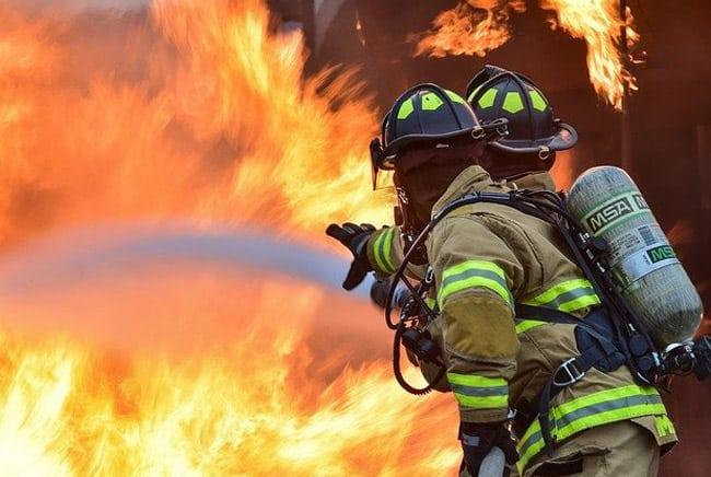 حرائق, نار, إخماد النيران, رجال الإطفاء