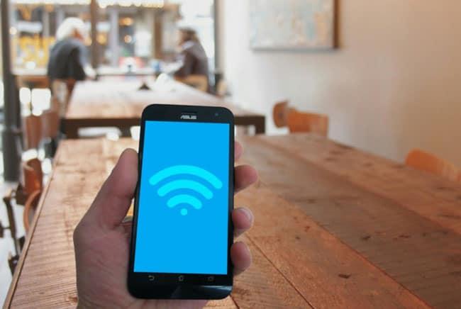 هاتف ذكي, تقنية, هواتف, واي فاي