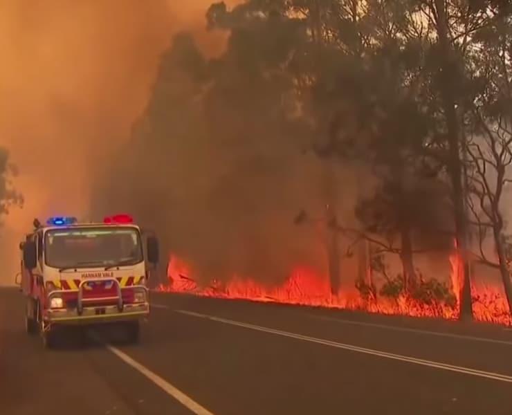 حرائق أستراليا قد تهدد التنوع الحيوي في العالم