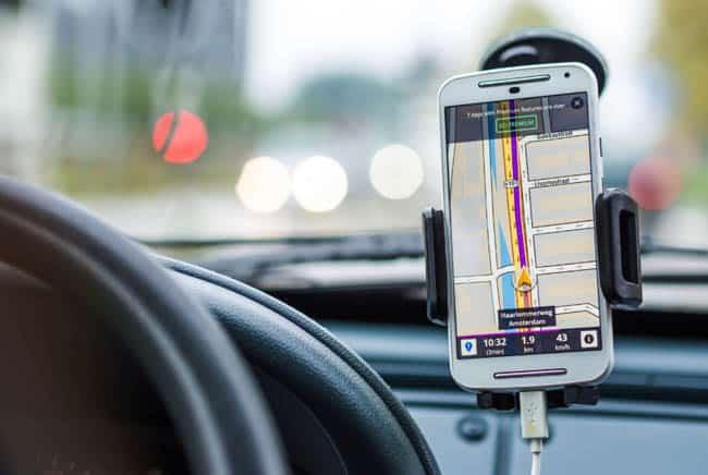 سيارات, تقنية, الهواتف الذكية
