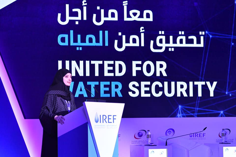 الملتقى الدولي للاستمطار: الإمارات تدعو العالم إلى محاربة ندرة المياه