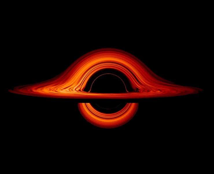ماذا سيحدث لك إن سقطت في ثقب أسود؟