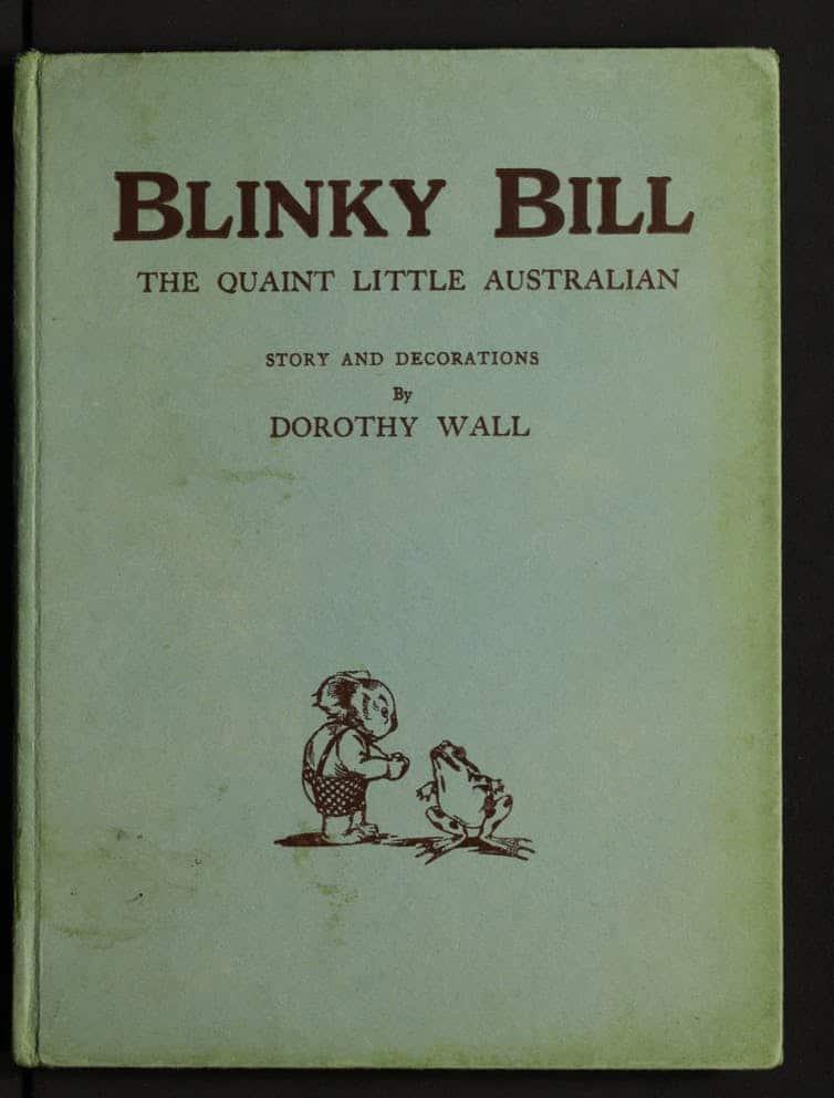 الكوالا, قصص أطفال, الطبعة الأصلية من مجموعة بلينكي بيل