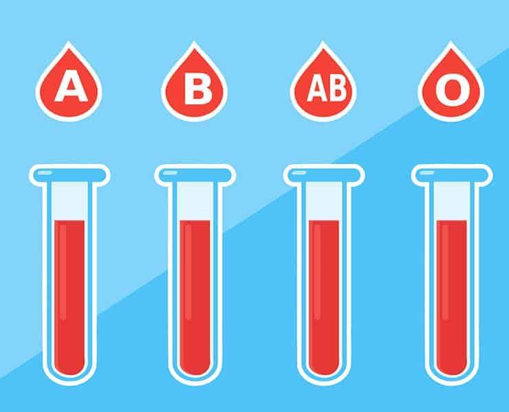 ما هي فصائل الدم؟