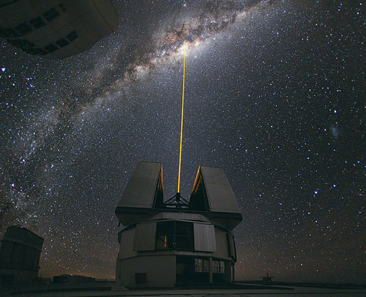 كيف تؤثر الأبحاث الفلكية سلبياً على كوكبنا؟