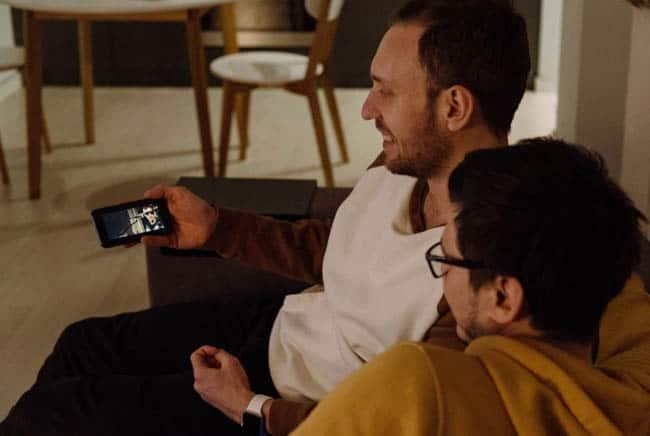 تلفزيون, انترنت, لاب توب, مشاهدة مسلسل, أفلام