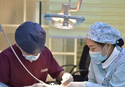 طب الأسنان, تسوس, أطفال