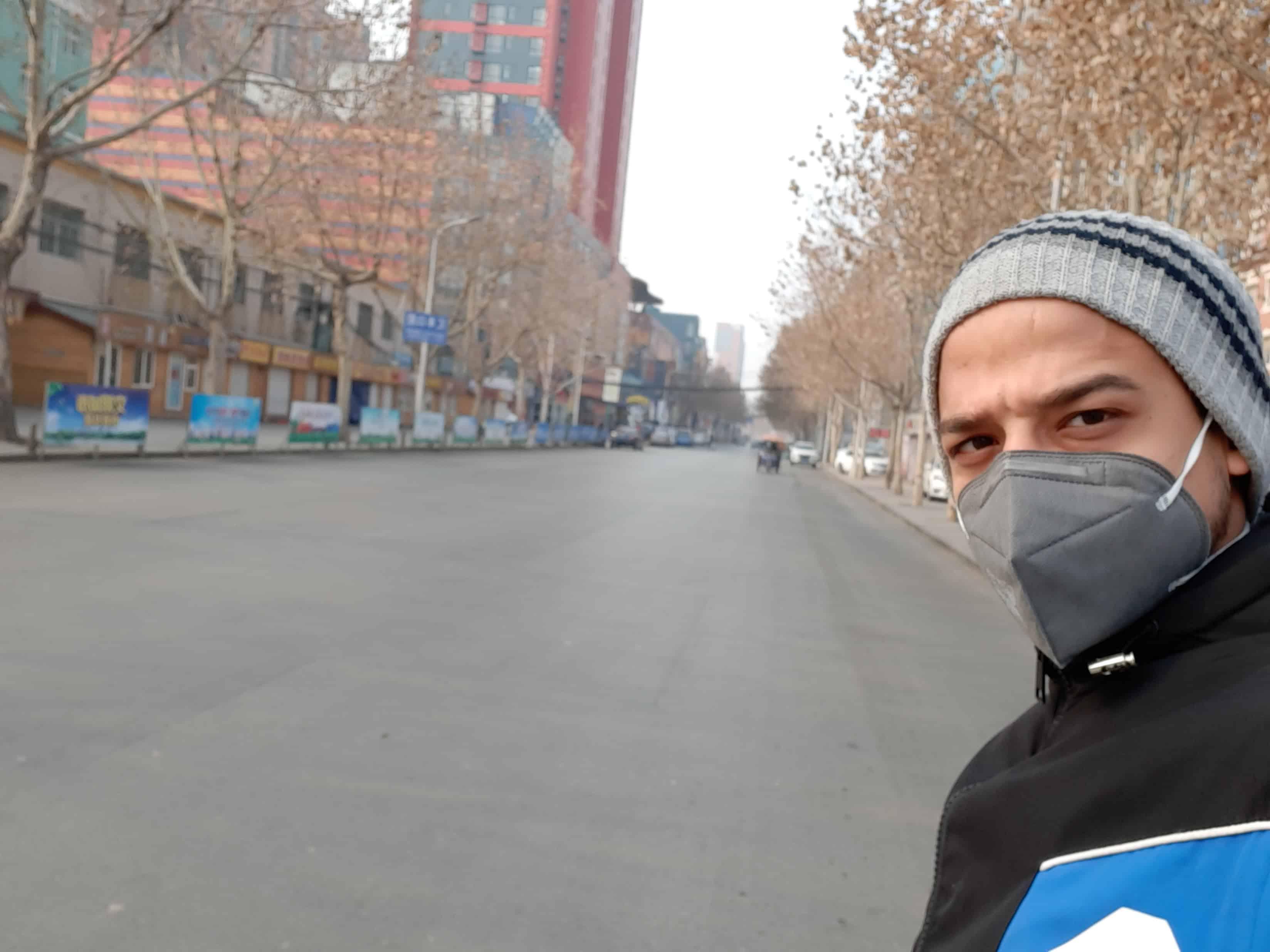 بوبساي العربية ترصد من الصين: الشوارع خالية ولا نعرف متى سينتهي كل هذا؟