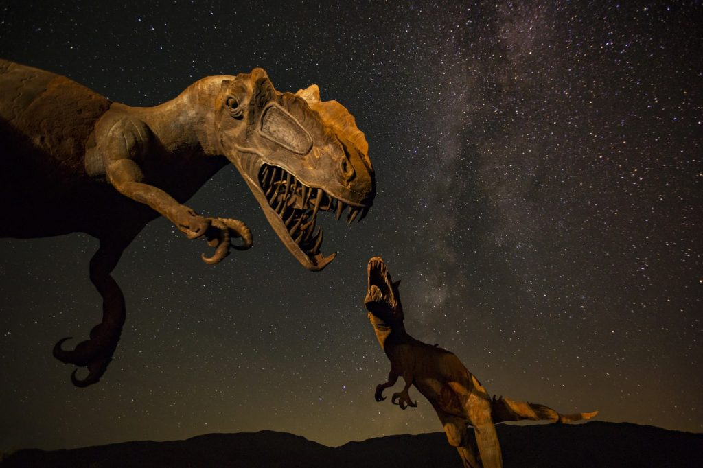 الانقراضات الخمس العظمى على الأرض
