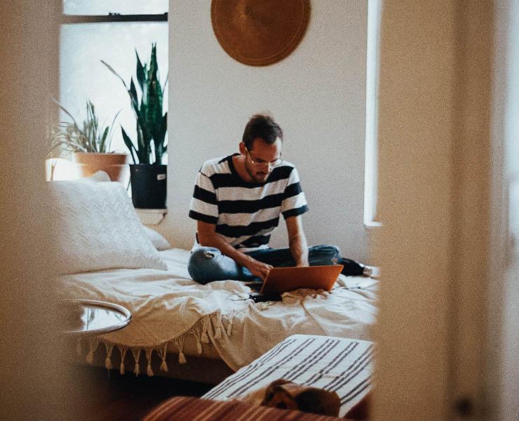 6 نصائح للعمل من المنزل بكفاءة عالية