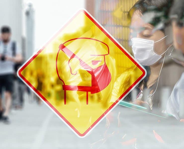 مع اقتراب المليون حالة إصابة: ابق في المنزل حتى توقف انتشار الفيروس