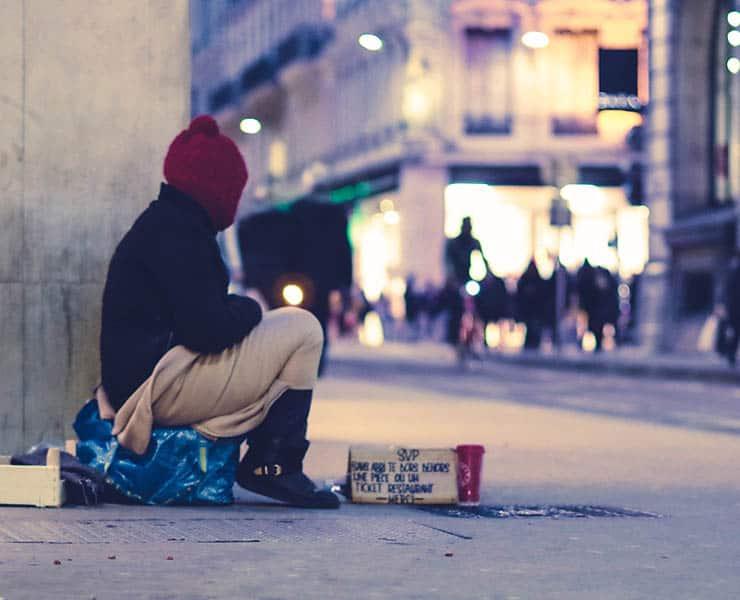 ما مصير الأشخاص «بلا مأوى» في ظل انتشار فيروس كورونا؟