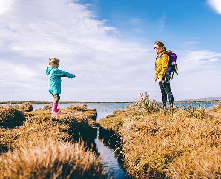 الطبيعة صديقة طفلك في مواجهة الحساسية