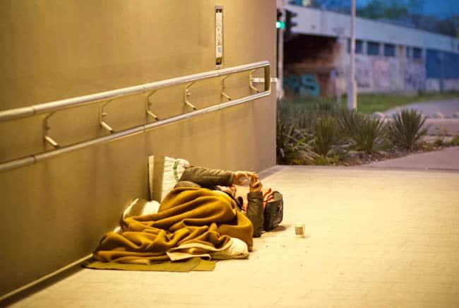 فيروس كورونا, مشردين, بلا مأوى, أشخاص, قضايا, مجتمع