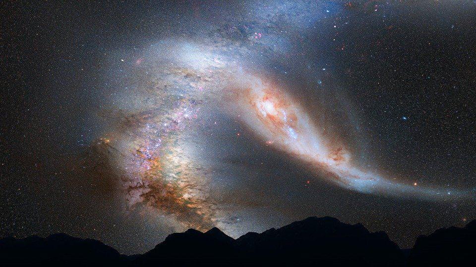 أزرق ثم أحمر قاتم: هذا ما أصبح عليه لون الكون؟