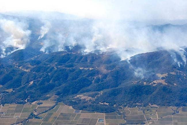 حرائق الغابات, أستراليا, معلومات