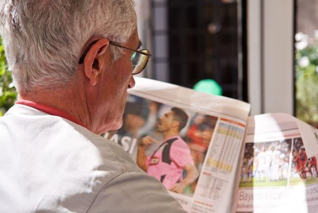 فوائد الرياضة في المنزل لكبار السن